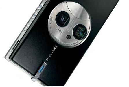 Small Lens on a Digital Camera