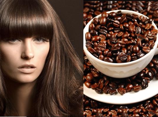 Hair with Coffee