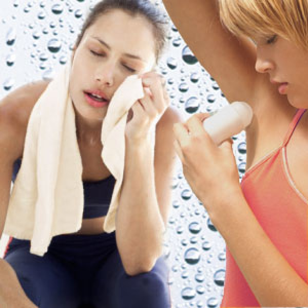 Excessive Groin Sweating
