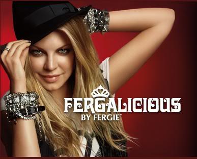 Fergie Fergalicious