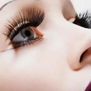 Dark Eyelashes