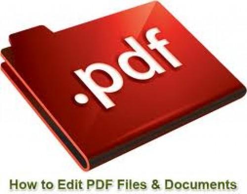 PDF Files folder