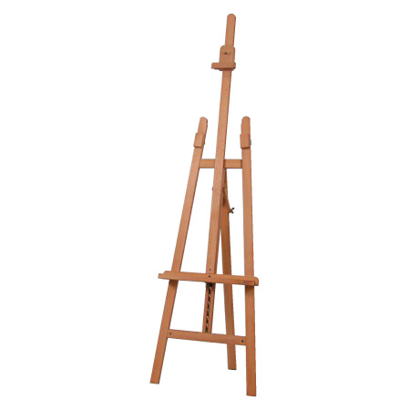 Display Easel for Gallery Shows
