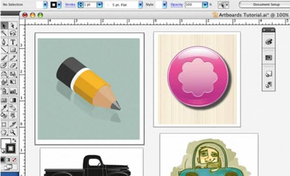 removing an artboard in Adobe Illustrator