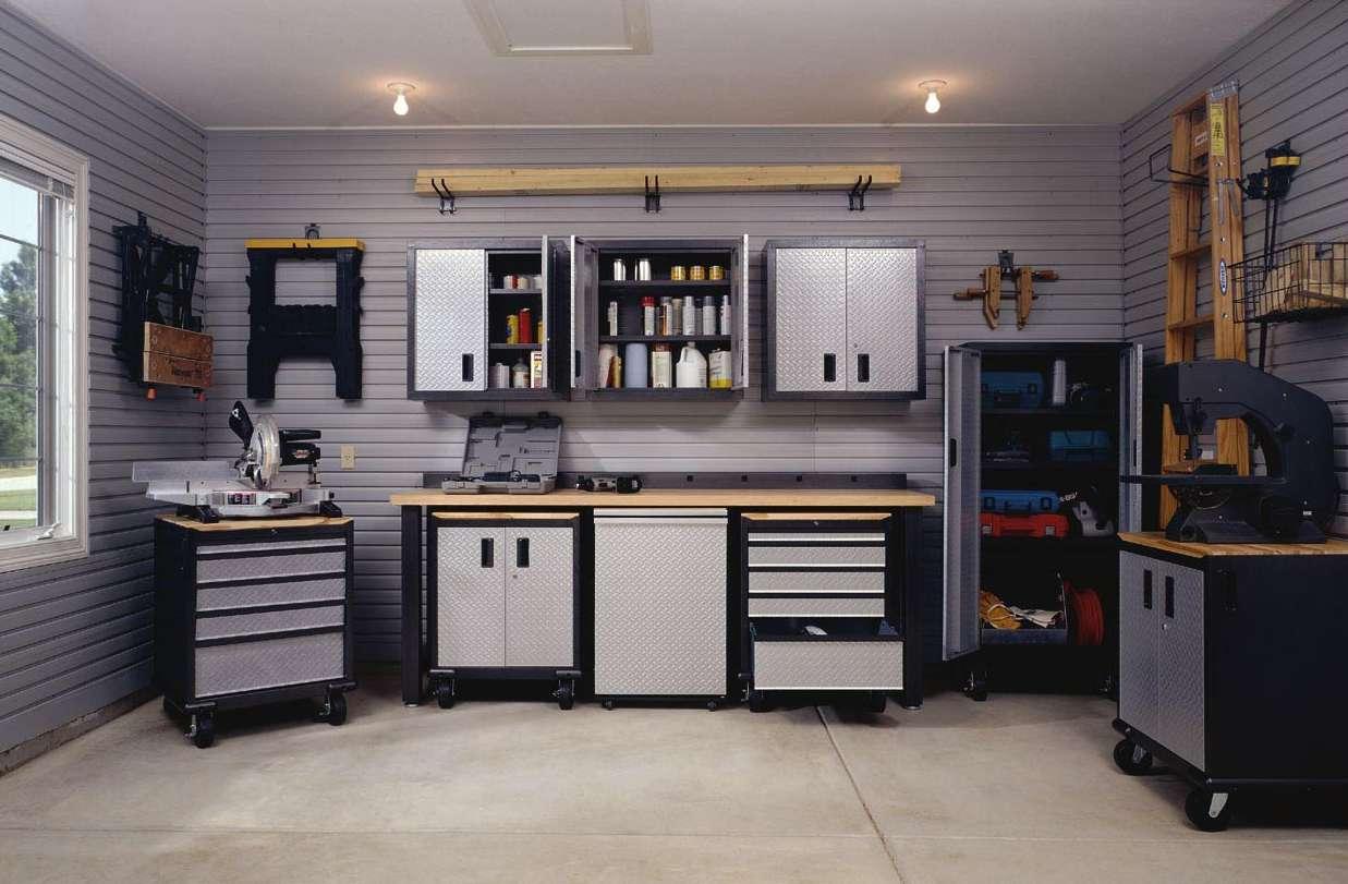How to Design a Garage Workshop