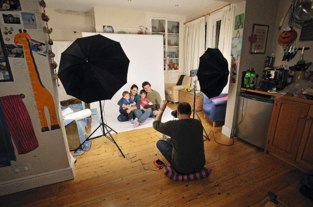 How To Design A Home Photography Studio