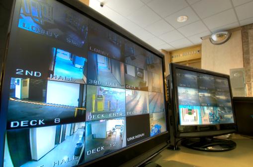 Detect a Small Surveillance Camera