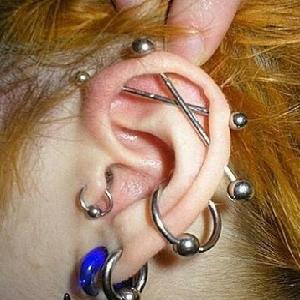 Discourage a Teen Body Piercing