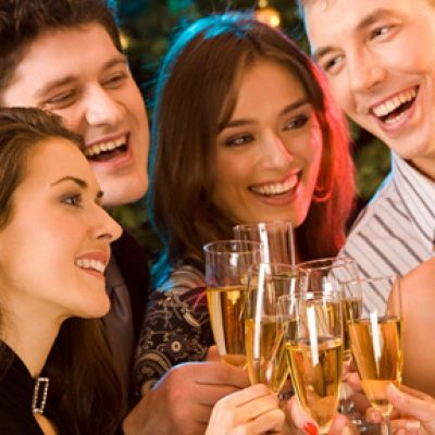Ditch Annoying People at Social Events