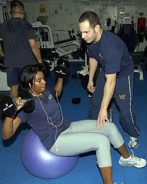 How to Do Exercise With an Exercise Ball