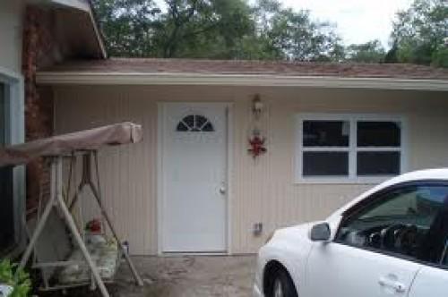 Enclose a Garage