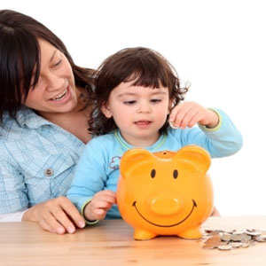 Encourage Your Kids to Save Money