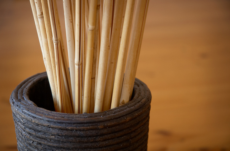 Bamboo Stcik People ~ How to fight with a bamboo stick