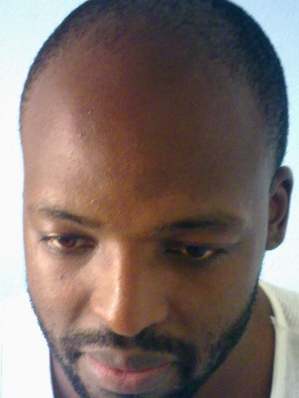 Receding Hairline Haircuts Black Men Images & Pictures - Becuo