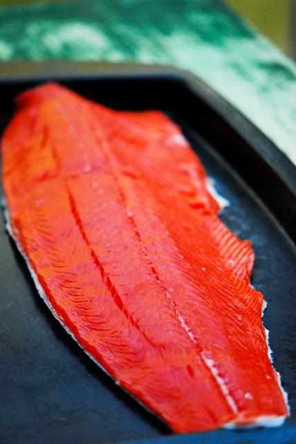Fillet Salmon Steaks