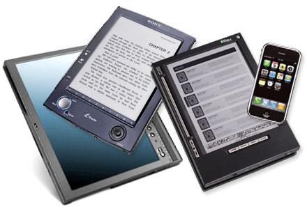 EBooks and Audio books