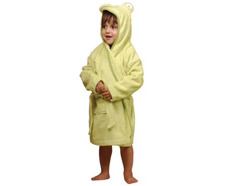 Toddler Bath Robe