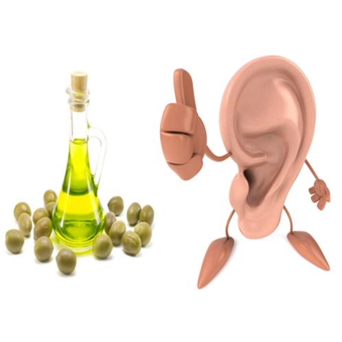 Remove Ear Wax with Olive Oil