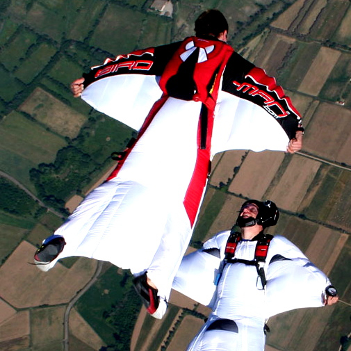 How to Fly Using a Wingsuit