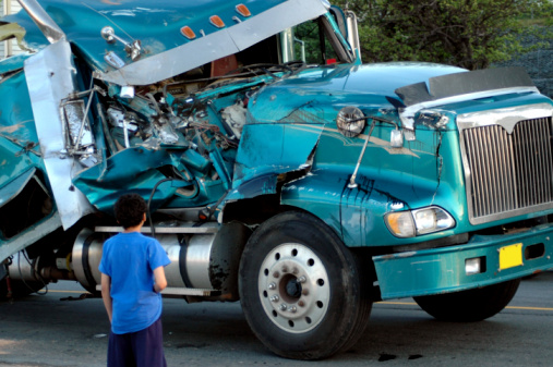 get Commercial Truck Insurance after accident