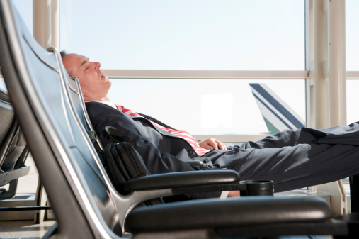 How to Get Good Sleep on a Plane