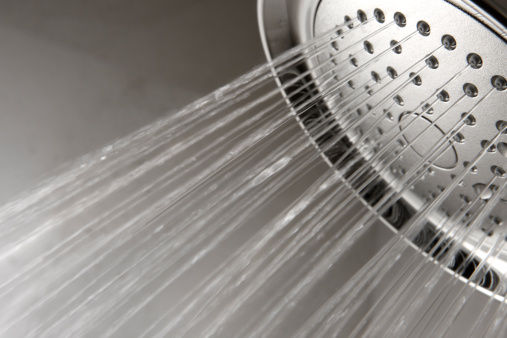 Water Pressure in the Shower