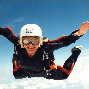 Fear of Skydiving