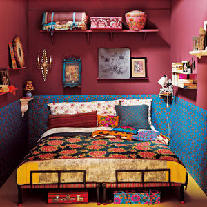 Bohemian Bedroom Theme