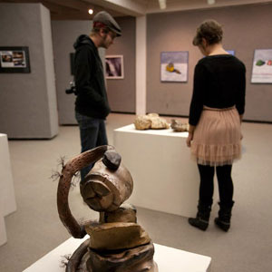 Job in Museum or Art Gallery