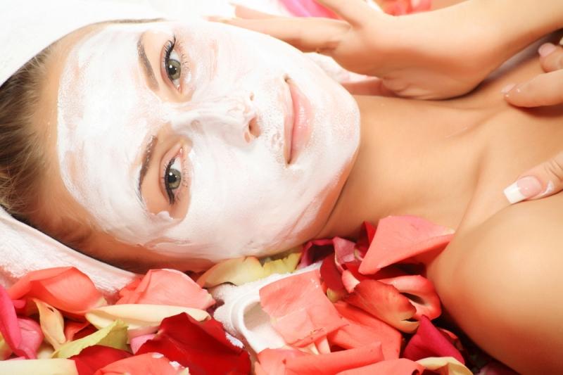 Facial to avoid oily skin