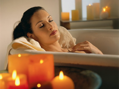 Give Yourself an Intensive Pampering