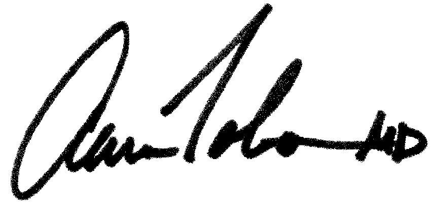 How to write a nice signature