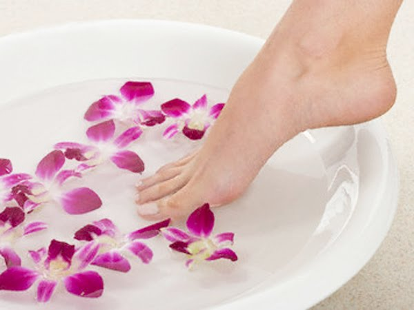 Healing Dry Skin on Feet
