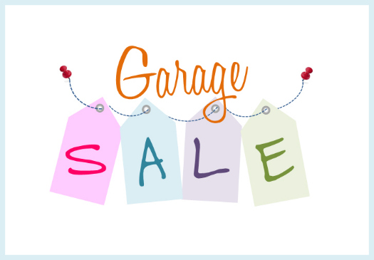 Virtual Garage Sale