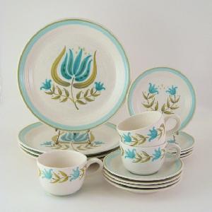 Identify Antique Dinnerware