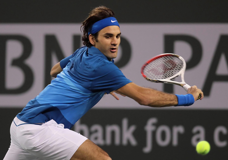 Federer at his best