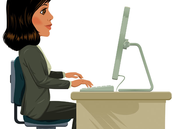 Improve Your Posture When Sitting
