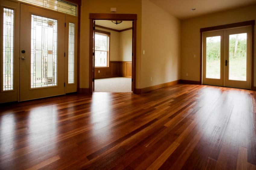 Fabricated Hardwood Floor