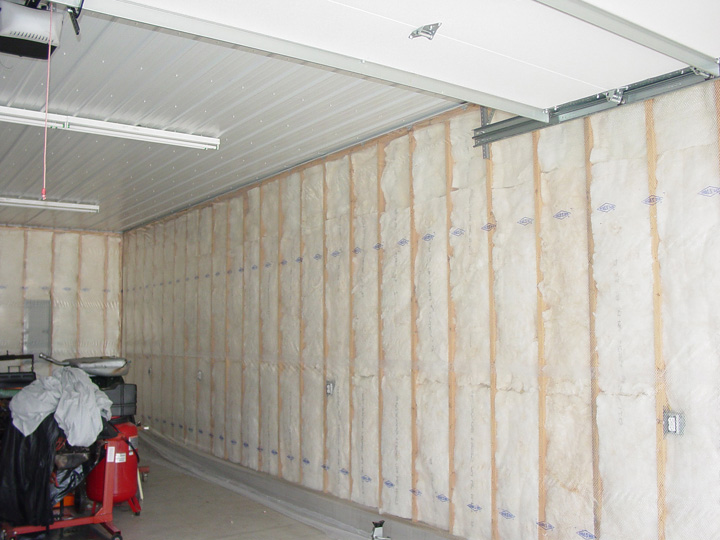 How To Install Garage Insulation