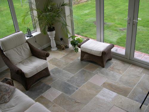 Natural Stone Tile Flooring