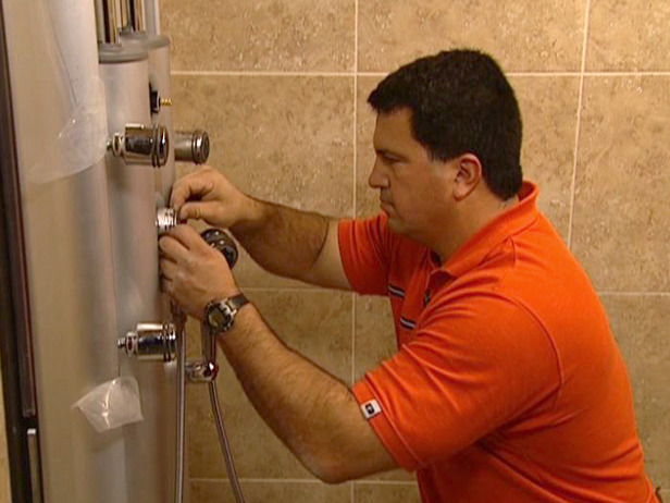 How to Install Shower Plumbing