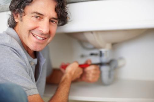 Install Sink Plumbing