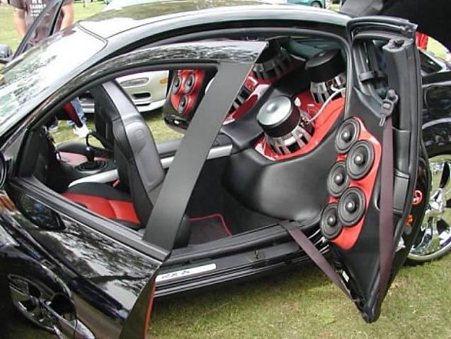 A car audio system
