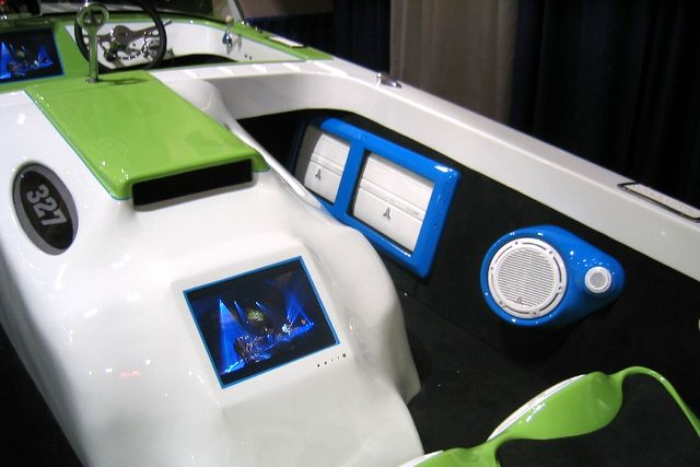 Marine Audio System