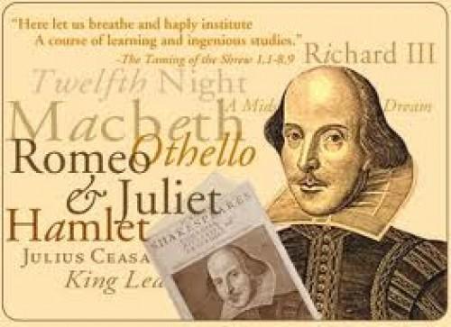 Shakespearean Literature