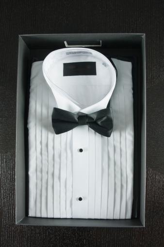 Iron a Tuxedo shirt