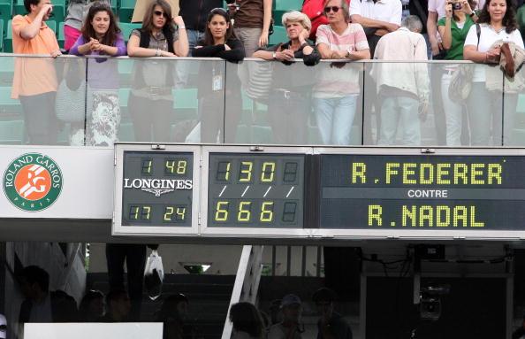 Keep Score in Tennis