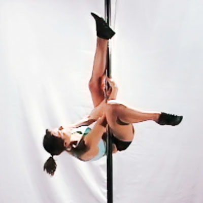 Learning Pole Dance at Home