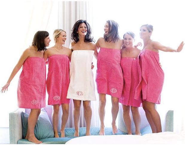 Towel wraps