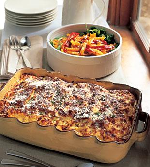 How to Make Butternut Squash and Mushroom Lasagna